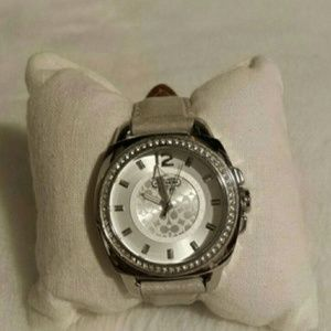 AUTHENTIC COACH BOYFRIEND WATCH